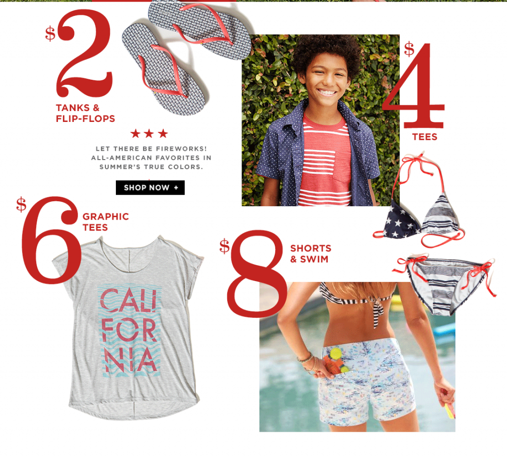 Old navy 2 day free shipping