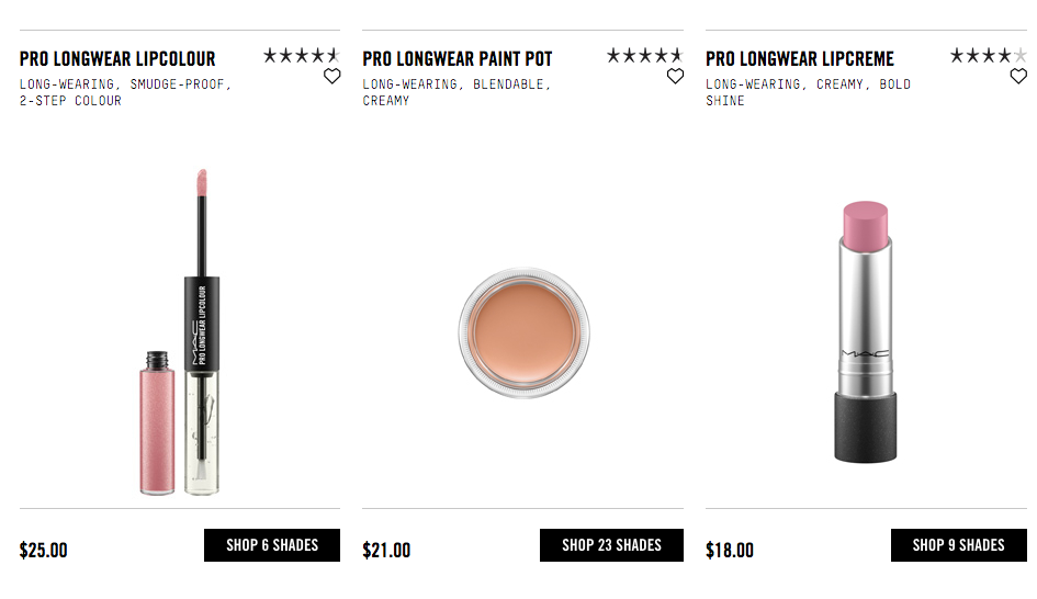 WOW! Now through June 22nd, MAC Cosmetics is taking $10 off orders of ...