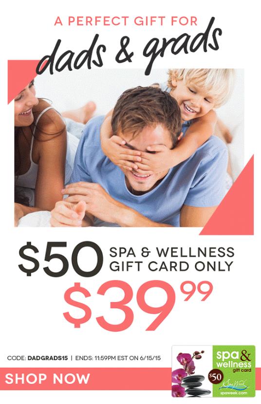 freebies2deals-spa-week