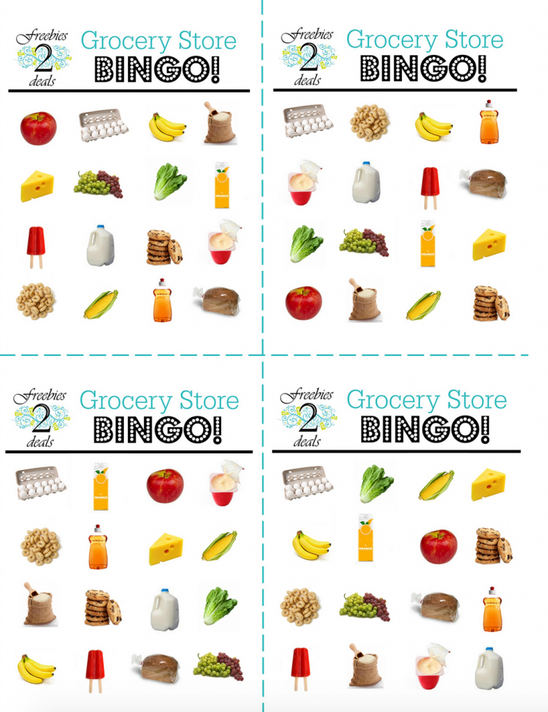 It is an image of Dashing Deal a Meal Cards Printable