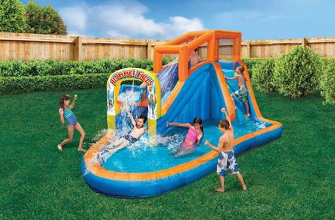 deal on water slide