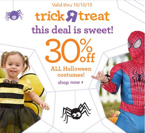 30 off all halloween costumes at toys r us - Halloween Toys R Us