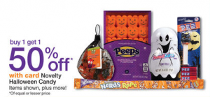 freebies2deals walgreens novelty halloween candy