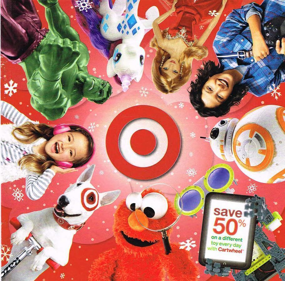Target Toy Catalog : Target holiday toy catalog deals coupons free shipping