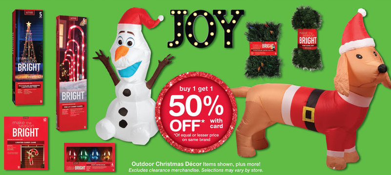 freebies2deals walgreens outdoor christmas decorations