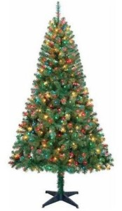 Walmart: Pre-Lit Christmas Trees as Low as $39! (Same as Black ...