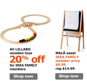 Ikea Black Friday Deals Sign Up For Ikea Family To Save More