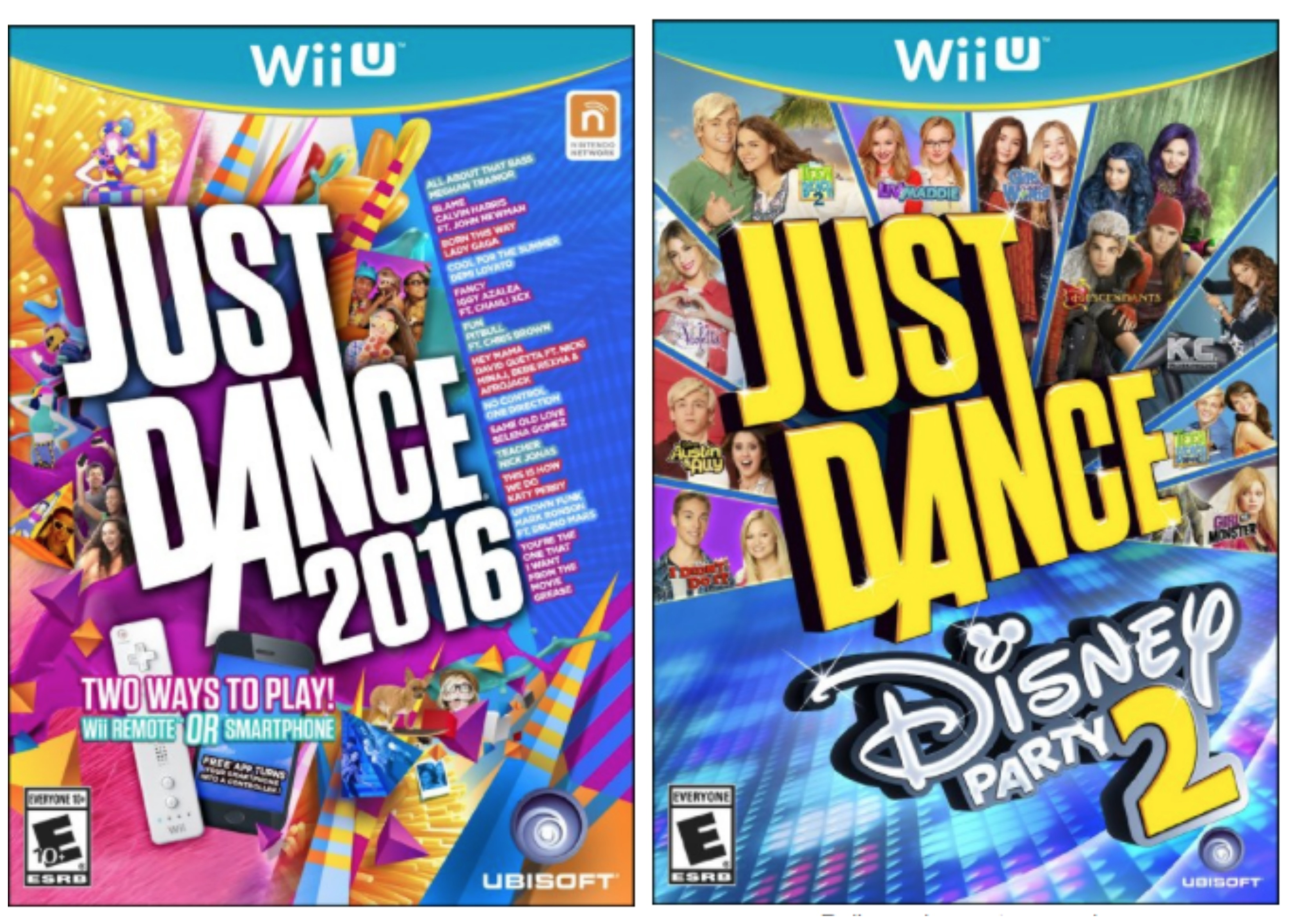 218743babf108c Take up to 50% on Just Dance 2016   Just Dance Disney Party 2 ...