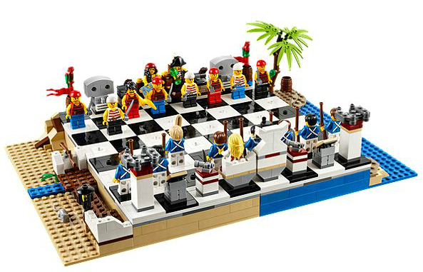 LEGO Pirates Chess Set Only $49.99! (Reg. $59.99) Plus, Sign up For ...