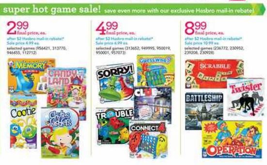 Toysrus Board Games For As Little As 2 99 Each Includes Candy
