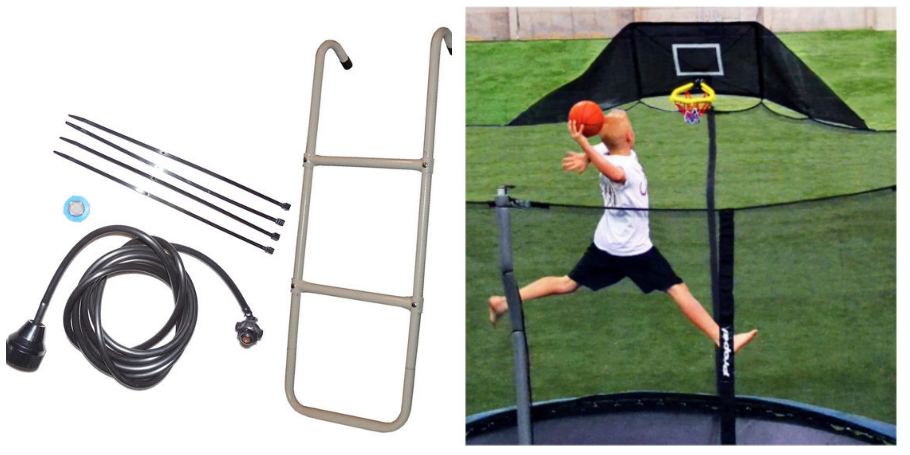 kmart propel 12 trampoline with enclosure only reg - Kmart Baby