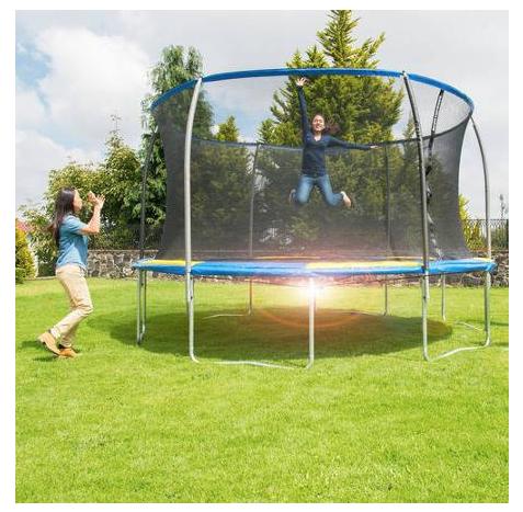 Walmart cyber monday deals trampoline