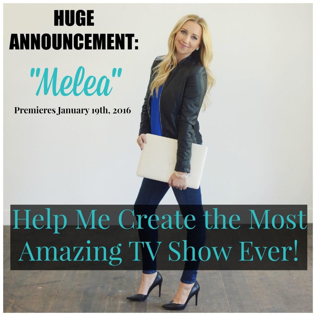TV Show announcement