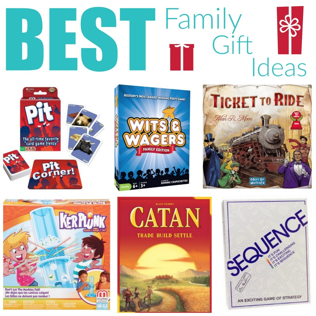 HUGE List of the BEST Family Gift Ideas for 2015 ...