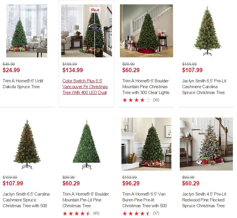 Kmart: Christmas Tree Shop 30-50% Off! Plus, An Extra 10% Off When ...