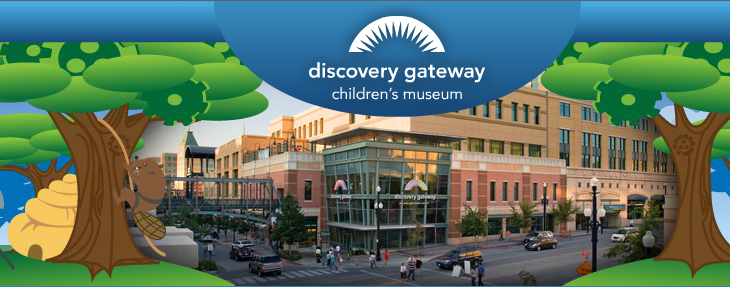 Utah Readers Free Admission To Discovery Gateway Children S Museum