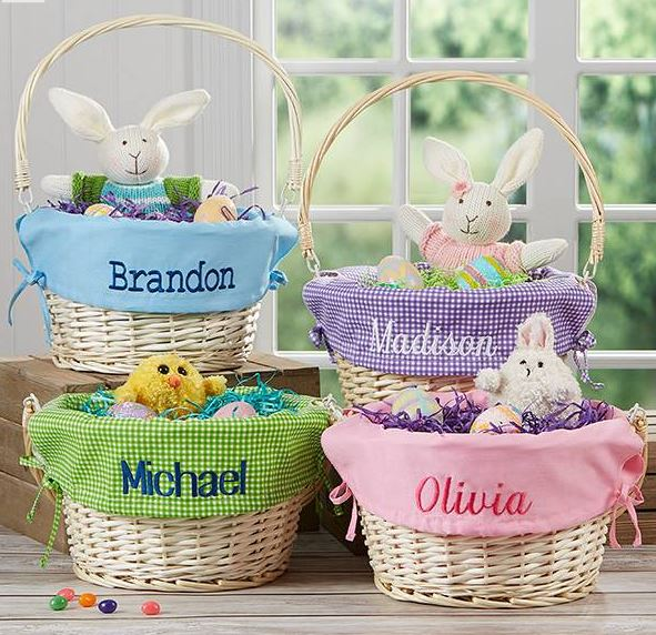 Personalization mall archives freebies2deals personalized easter baskets 20 off plus save an additional 20 at checkout negle Choice Image