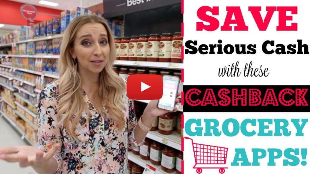 top cash back grocery apps