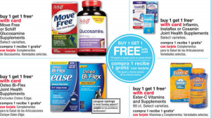 We have some new health care coupons today. Here are the preclipped links for the new coupons: $5/1 Osteo Bi-Flex 28 ct or larger printable coupon (preclipped) $1/1 Nature's Bounty Vitamin printable coupon (preclipped) $1/1 Phillips Product printable coupon (preclipped) $1/1 Alka-Seltzer Product *excluding 6 ct, 8 ct and Alka-Seltzer Plus* printable coupon (preclipped).