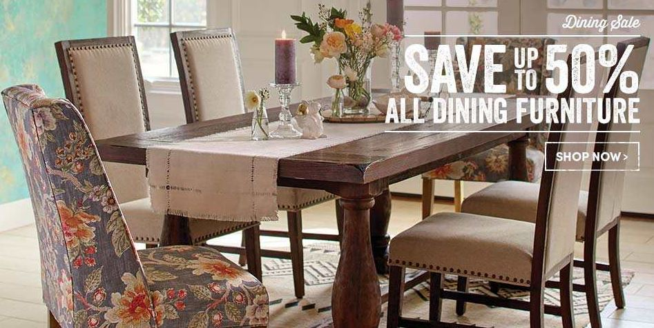World Market Dining Sale! Save Up To 50% On Dining Furniture & 25% On Dinnerware, Flatware