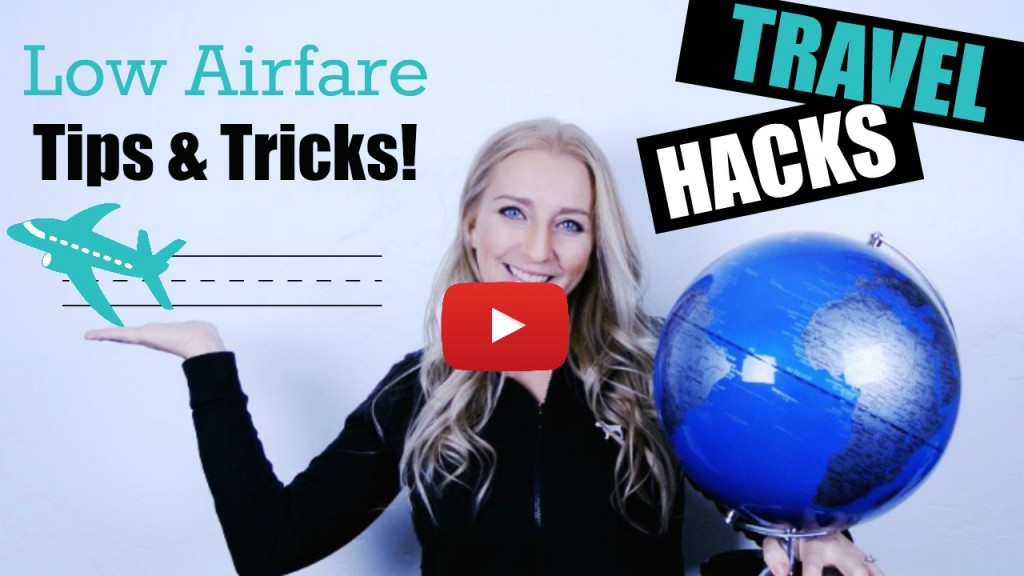 low airfare tips and tricks
