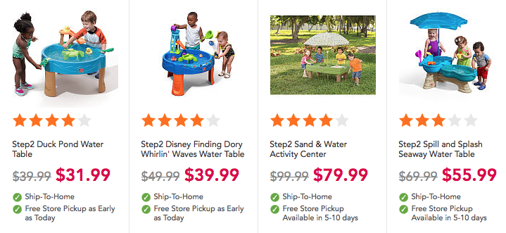 Toys R Us Get Out And Play Sale Save On Bikes Water