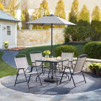 Beautiful  Piece Patio Dining Set Only Plus FREE In Store Pick Up