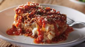 carrabas lasagna