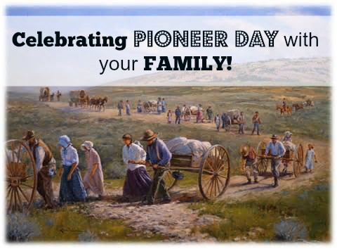 Celebrate Pioneer Day With These Family Fun Activities