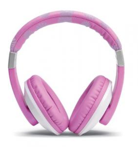 leapfrog pink headphones