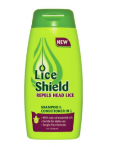 lice shield shampoo