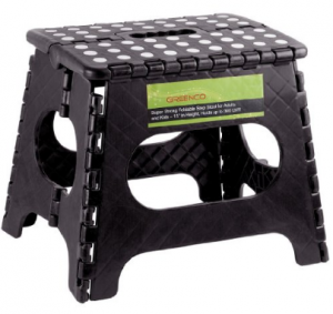 Super Strong Foldable Step Stool 10 99 Reg 18 99