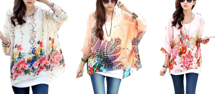 Cute Sheer Blouses 5 25 Or Less On Amazon Just Pay 1 Shipping