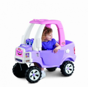 cozy truck princess