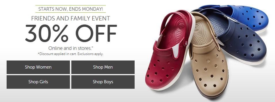 55d78d43e84457 Crocs  Save an Extra 30% off the Entire Site! Girls  Karin Cupcake ...