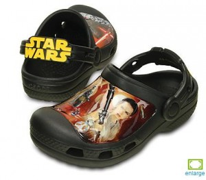 dab007c81bfc53 Or consider grabbing these Kids  Creative Crocs Star Wars Clogs for only   12.24! (Reg.  34.99)