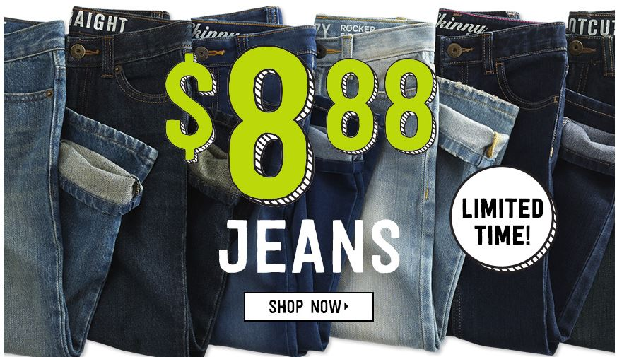 freebies2deals-crazy8jeans