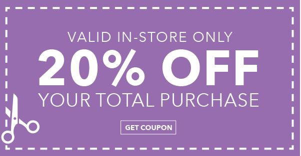 Joann fabric save 20 off your total purchase including sale joann fabric save 20 off your total purchase including sale priced items gumiabroncs Image collections