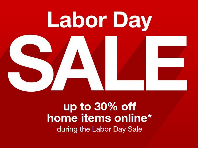 Target Labor Day Sale Save Up To 30 Off Select Home Items Online