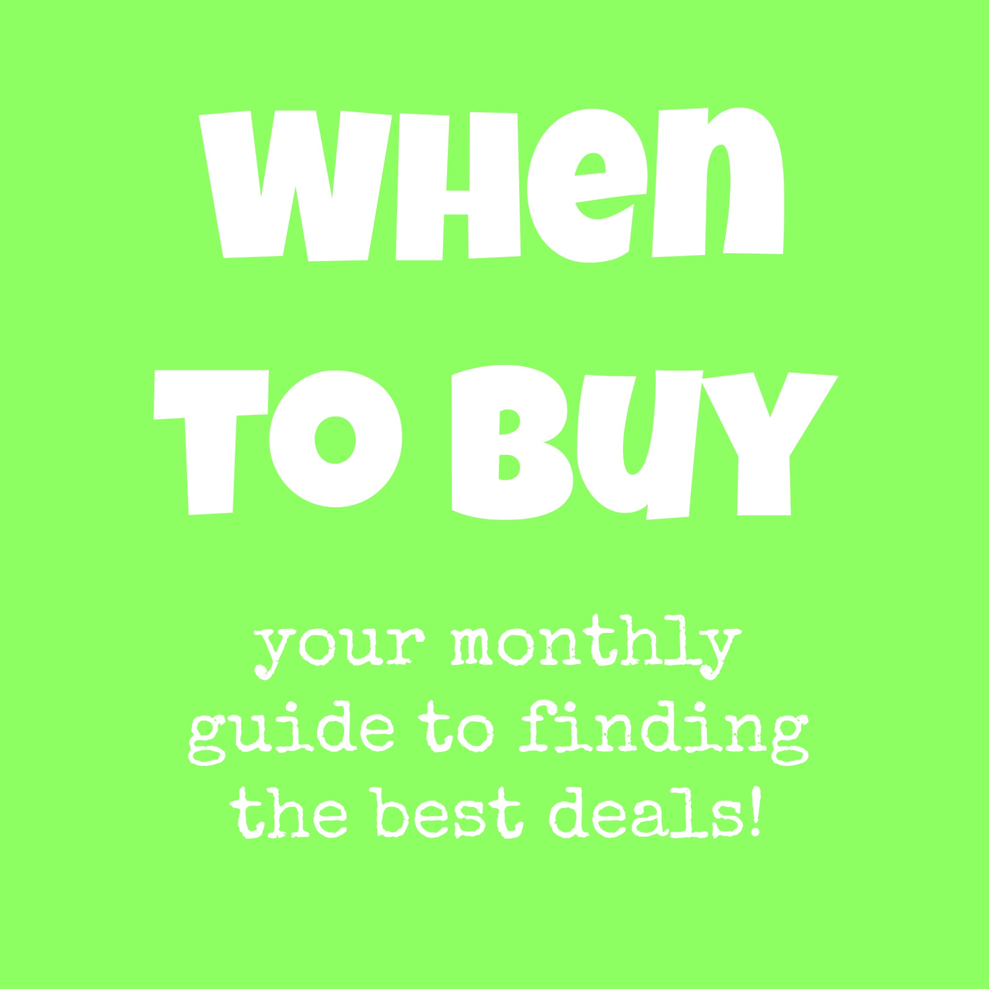 freebies2deals-whentobuy