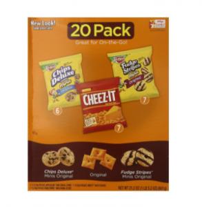 keebler snack pack