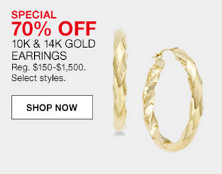 macys-gold-earrings