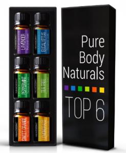 pure body aromatherapy
