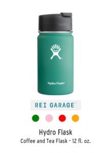 rei garage hydroflask