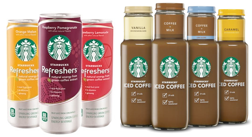 Starbucks-Refreshers-and-Iced-Coffee
