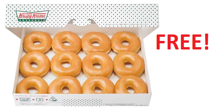 dozen-krispy-kreme-donuts
