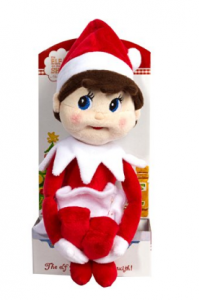 elf on the shelf plush