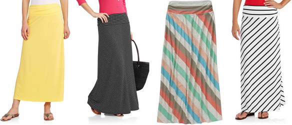 faded-glory-womens-fashion-maxi-skirt-shirred-waistband