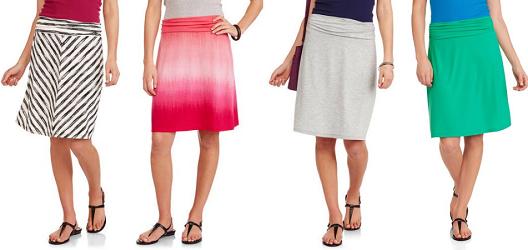 427129df2 faded-glory-womens-midi-skirt - Freebies2Deals