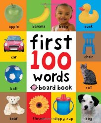 first-100-words-book